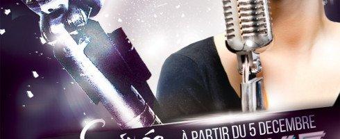Mercredi 23 Janvier au Chai Nous : Soirée Karaoké avec Ketty