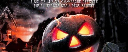 Jeudi 31 Octobre : Halloween au CHAI NOUS
